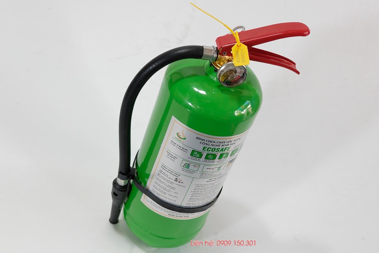 bình chữa cháy ABCDE 3 lít