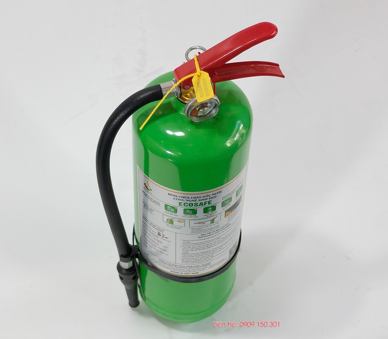 bình chữa cháy Việt Nam 4 lít