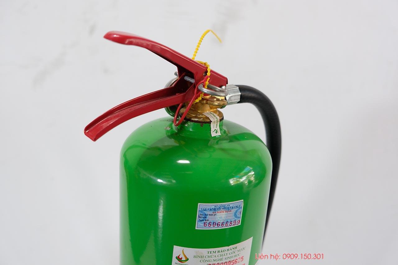 bình chữa cháy gốc nước 4 lít