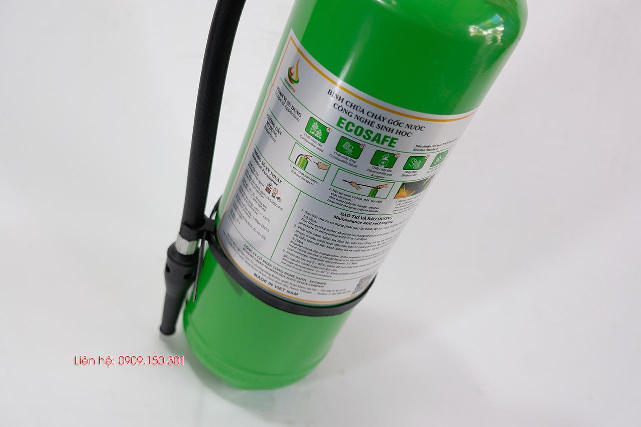 bình chữa cháy công nghệ sinh học 4 lít