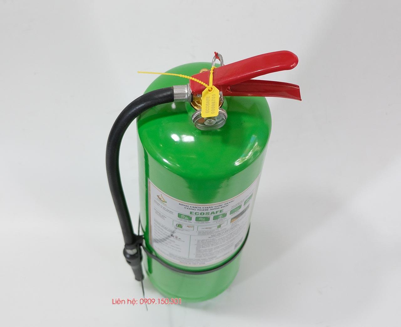 bình chữa cháy Việt Nam 6 lít
