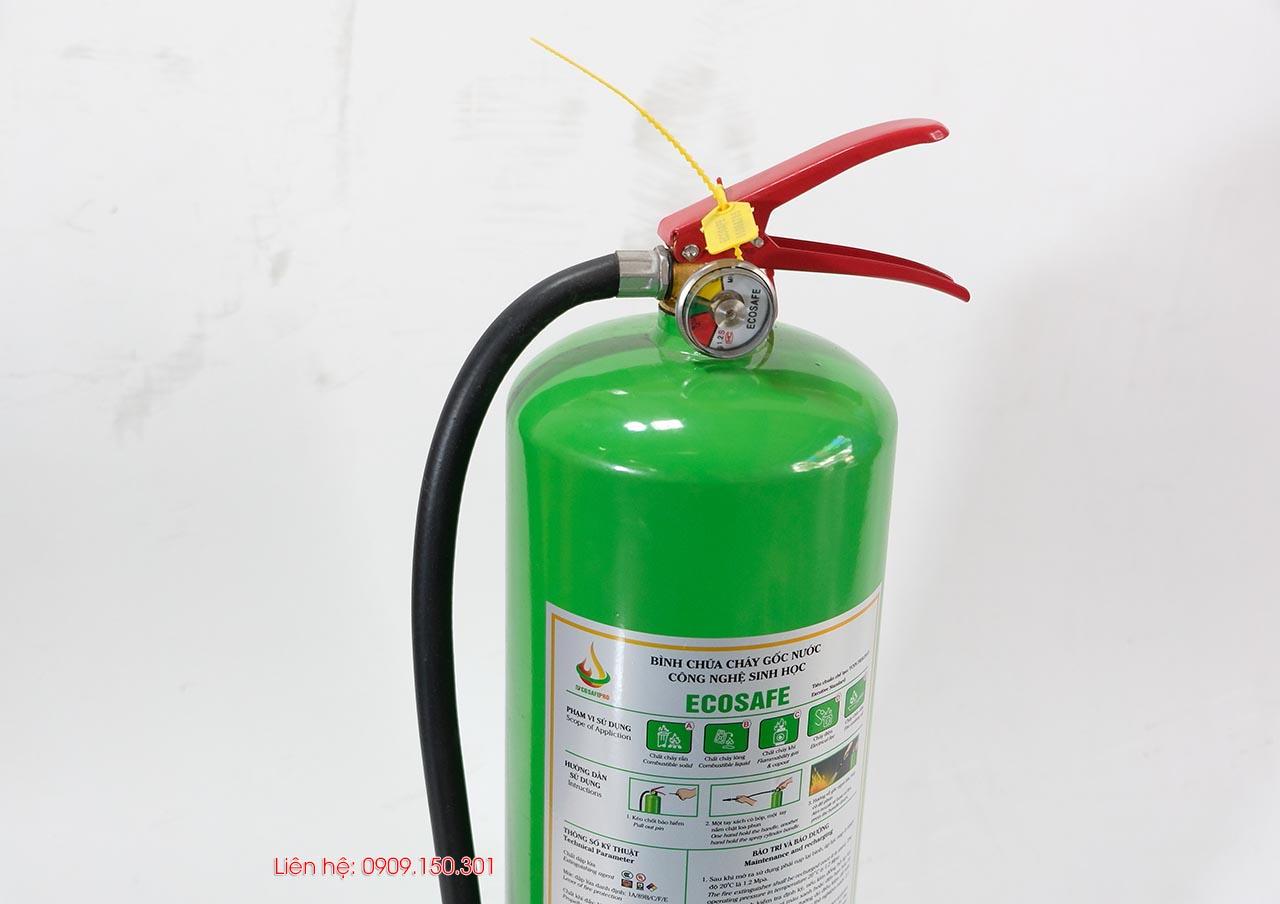 bình chữa cháy 6L