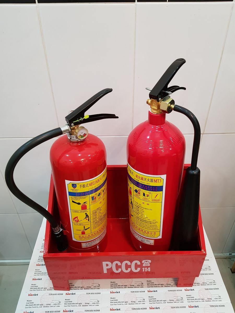 cách bảo quản bình chữa cháy đúng cách