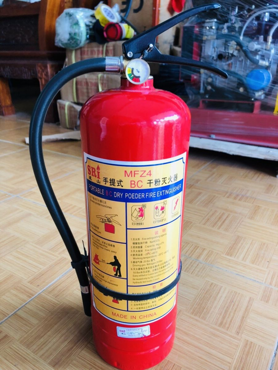 Đồng hồ đo áp bình chữa cháy