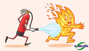 Bình chữa cháy hết hạn sử dụng trong bao lâu?