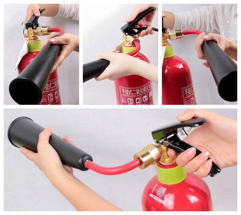 Những lưu ý khi sử dụng bình chữa cháy bạn cần biết