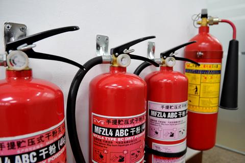 Đừng quá cầu kỳ khi mua bình chữa cháy VÌ SAO?