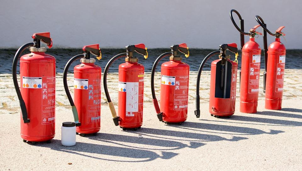 Tuyệt chiêu mua bình chữa cháy không bị hố HÀNG RỞM