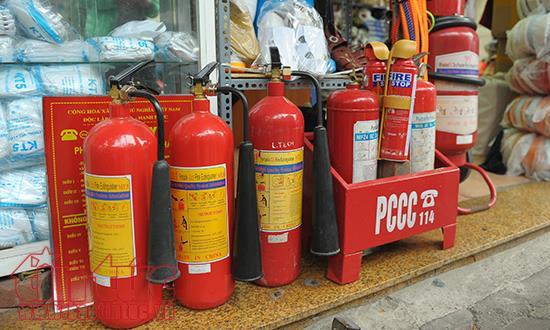 3+ Công ty cung cấp bình chữa cháy tại TPHCM chất lượng tốt
