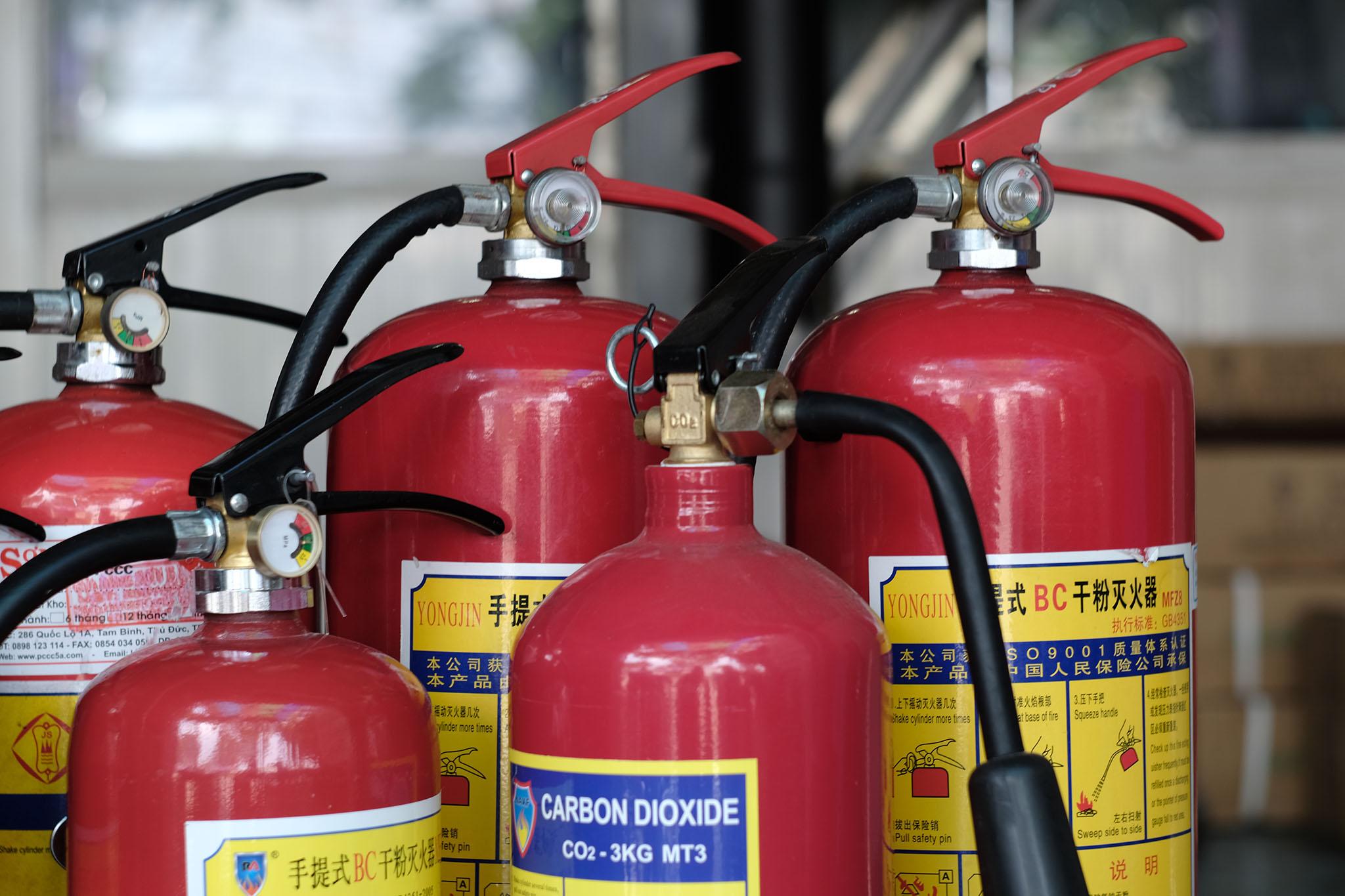 Địa điểm bình chữa cháy ở An Giang chất lượng cao