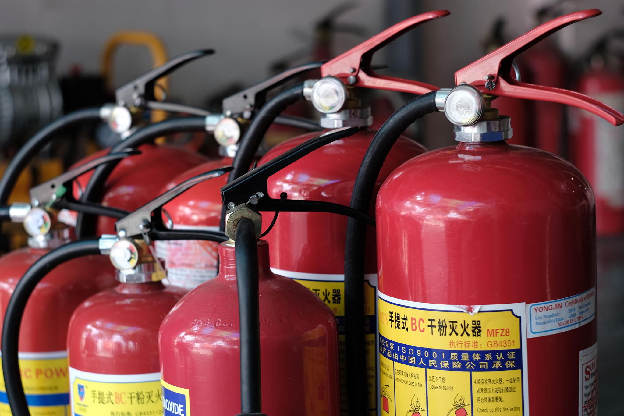 Mua bình chữa cháy ở Cần Thơ chính hãng 100%