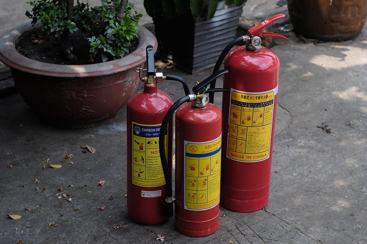 Nơi mua bán bình chữa cháy ở Đồng Nai giao tận nhà