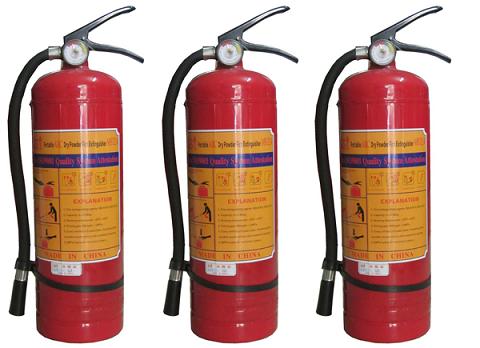 Bình chữa cháy bột không hiệu quả với đám cháy dạng nào?