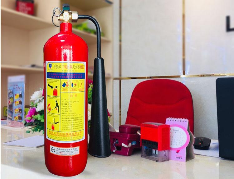 Bình chữa cháy gây bỏng lạnh là bình loại nào?