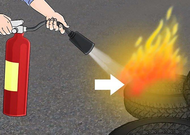 Nên dùng bình chữa cháy co2 để dập tắt đám cháy nào hiệu quả?