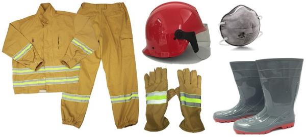 Bộ quần áo bảo hộ chống cháy theo thông tư 48