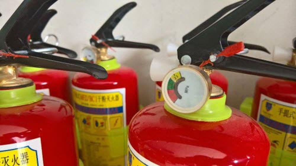 Các lưu ý khi mua bình chữa cháy để đạt hiệu quả cao