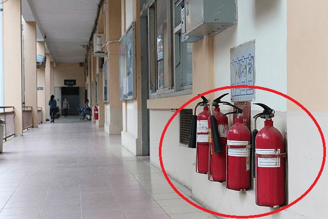 Quy định bao nhiêu m2 1 bình chữa cháy là đạt yêu cầu?