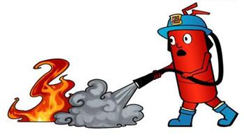 Nguyên lý hoạt động bình chữa cháy