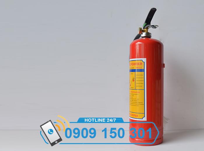 Bình chữa cháy bột BC MFZ4 4kg GIÁ RẺ ảnh 2