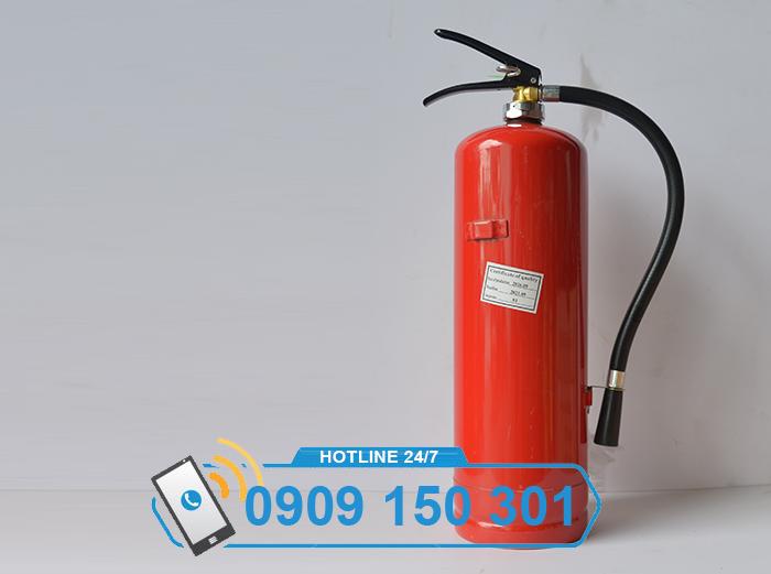 Bình chữa cháy bột BC MFZ4 4kg GIÁ RẺ ảnh 3