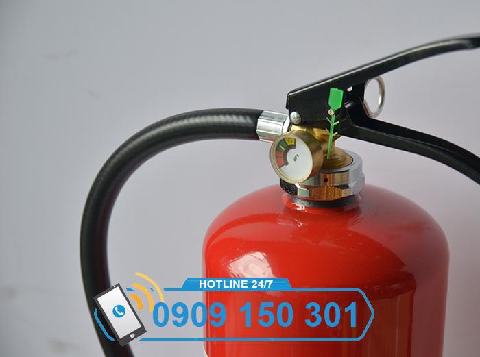 Bình chữa cháy bột BC MFZ4 4kg GIÁ RẺ ảnh 5
