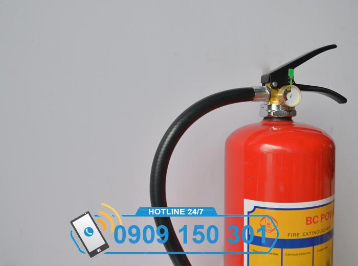 Bình chữa cháy bột BC MFZ4 4kg GIÁ RẺ ảnh 6