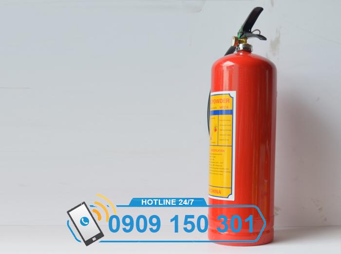 Bình chữa cháy bột BC MFZ8 8kg GIÁ RẺ ảnh 5