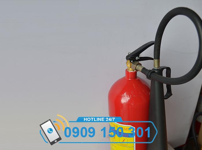 Bình chữa cháy khí CO2 MT5 5kg LOẠI TỐT ảnh 3