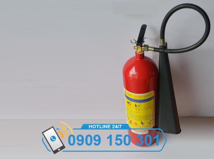 Bình chữa cháy khí CO2 MT5 5kg LOẠI TỐT ảnh 4