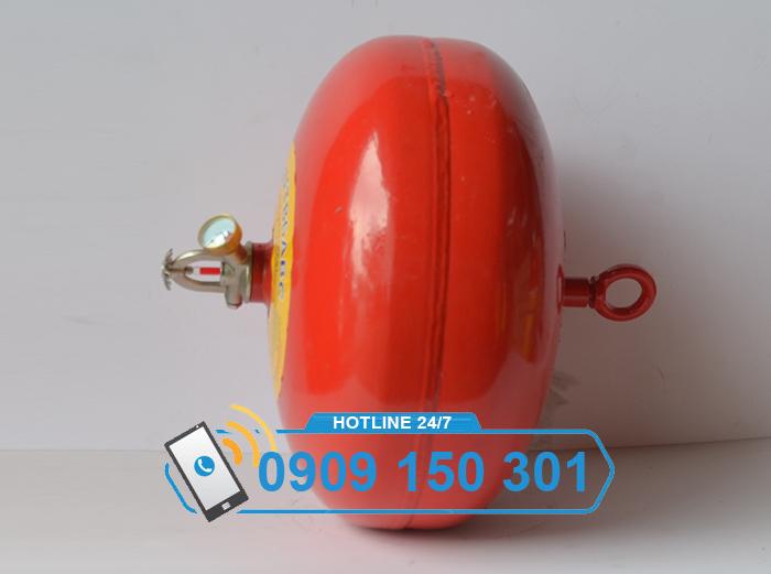Quả cầu chữa cháy tự động XZFTB8 8kg bột ABC ảnh 1