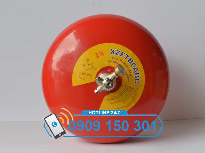 Quả cầu chữa cháy tự động XZFTB8 8kg bột ABC ảnh 2
