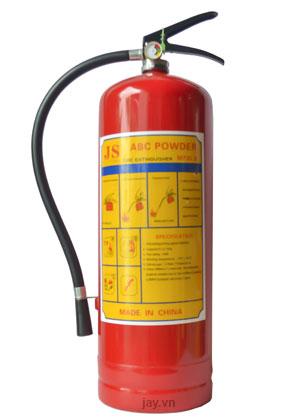 Bình chữa cháy bột ABC MFZl8 8kg LOẠI TỐT