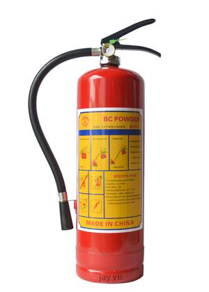 Bình chữa cháy bột BC MFZ4 4kg GIÁ RẺ