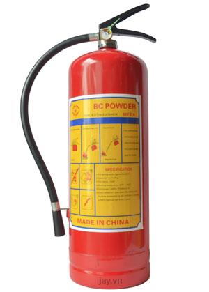 Bình chữa cháy bột BC MFZ8 8kg GIÁ RẺ