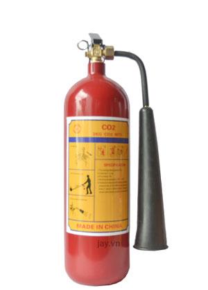 Bình chữa cháy khí CO2 MT3 3kg LOẠI TỐT