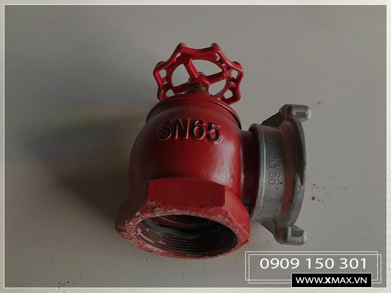 van chữa cháy vách tường D65